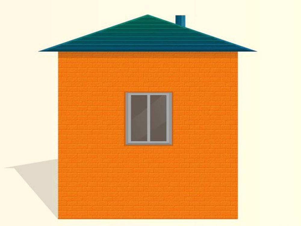 Раскраски-Разное-Дом